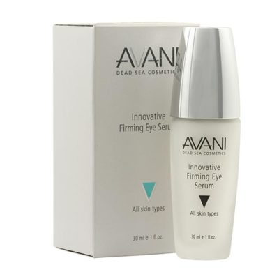 Innovative firming eye serum