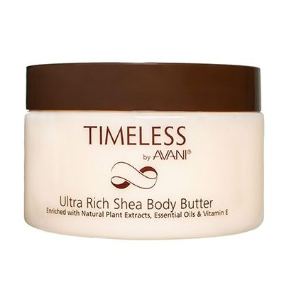 Ultra-rich shea body butter