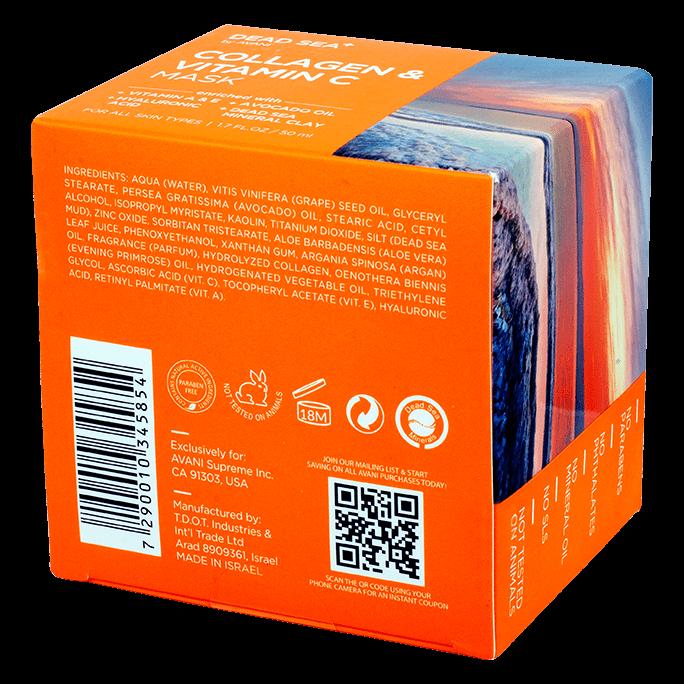 Collagen & Vitamin C Mask