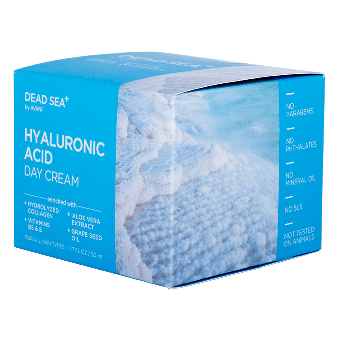 Hyaluronic Acid Day Cream