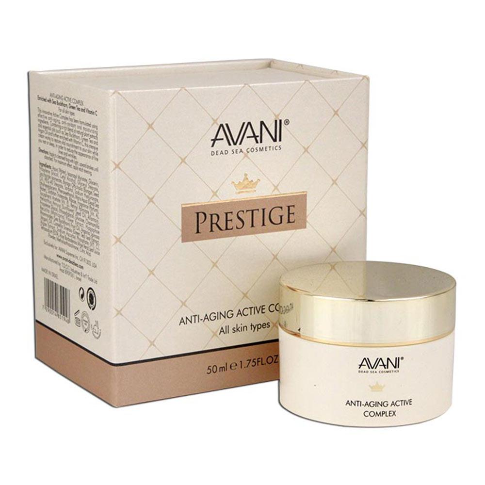 Anti Aging Active Complex Avani Dead Sea Cosmetics