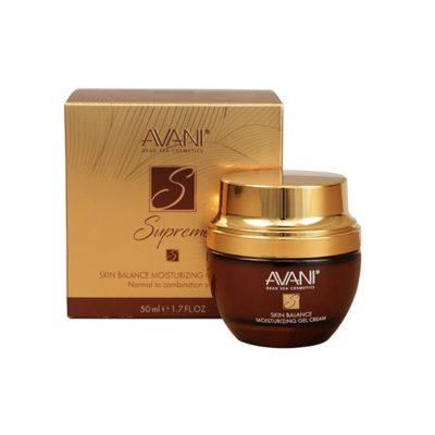 Skin balance moisturizing gel-cream