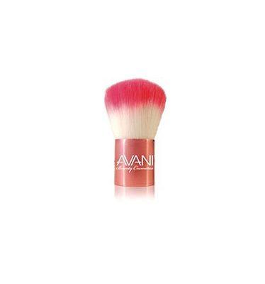 Premium pink kabuki brush