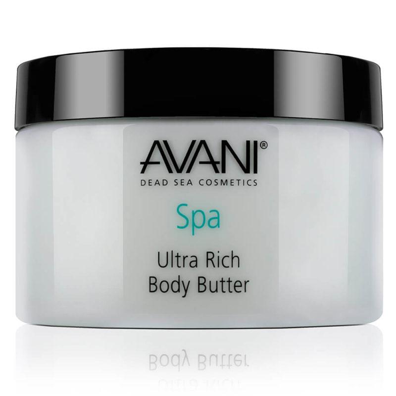 Ultra rich body butter