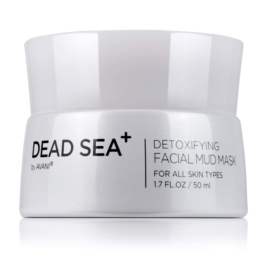 Dead Sea+ Detoxifying Facial Mud Mask