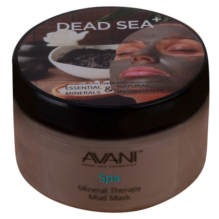 Mineral Therapy Mud Mask