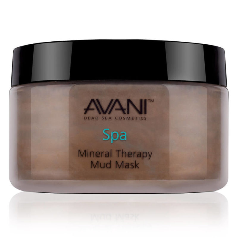 Mineral therapy mud