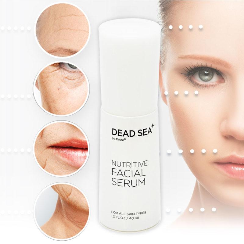Nutritive Facial Serum