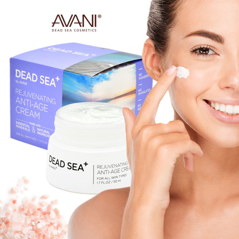 Rejuvenating Anti-Age Cream
