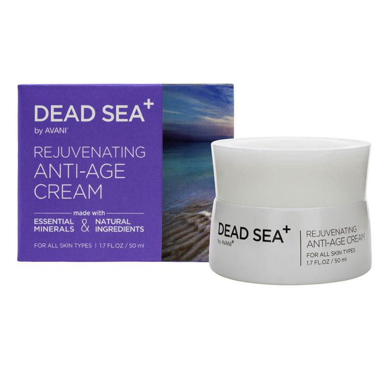 Rejuvenating anti-age cream