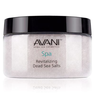 Revitalizing Dead Sea Salts
