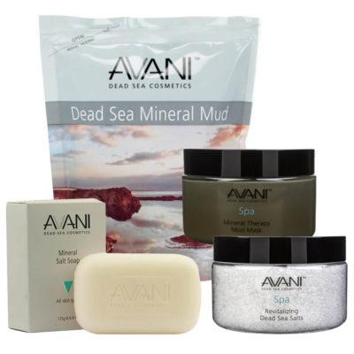 Bath & body starter kit