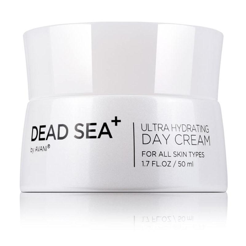 Dead sea+ ultra hydrating day cream