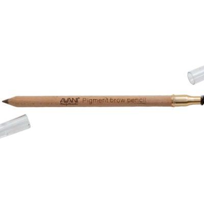 Brow definer / pigment brow pencil – one color