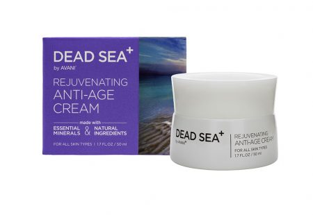 Dead sea+ rejuvenating anti-age cream